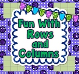 Rows and Columns - Arrays