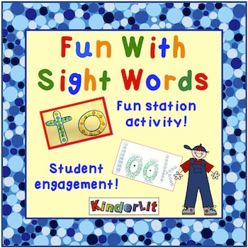Fun With Sight Words