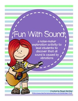 Fun With Sound Science Activity