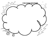 Fun With Weather Writing Paper