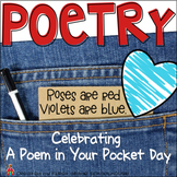 Poetry and Poem in Your Pocket Day