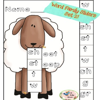 Word Families -  Bundle