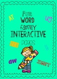 Fun Word Family Worksheets!