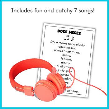 Cuaderno de Práctica {Workbook + Songs -MP3's}