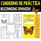 Cuaderno de Práctica {Workbook + Songs -MP3's}