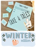 Fun Writing Activity--Take 4 Tales Winter Edition