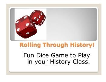 Fun Writing Game Using Dice