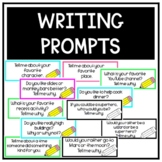 Fun Writing Prompts to Get Students Thinking