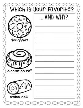 Fun Writing with Food {A Descriptive Writing Unit}