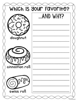 Fun Writing with Food {A Descriptive Writing Unit}