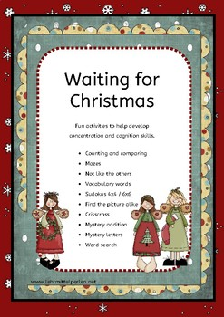 Fun activities: Waiting for Christmas