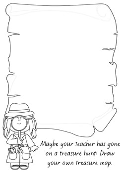 Fun activity booklet for when you have a substitute teacher - No prep printables