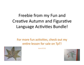 Fun and Creative Autumn Alliteration