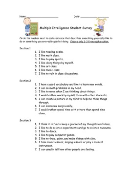 Fun and Engaging Multiple Intelligence Common Core Reading Response Activities!