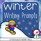 Fun and Festive Winter Writing Prompts