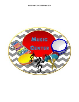 Fun and Funky Zig Zag Center Signs