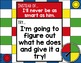 Fun and Games Growth Mindset Posters