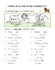 Fun and Unique Elementary Language Arts - Volume 2 Worksheets