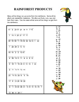 Fun and Unique Elementary Science - Volume 1 Worksheets