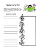 Fun and Unique Middle School Creative Writing Worksheets - Volume One