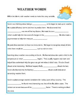 Fun and Unique Middle School Science Volume 1 - Activities and Worksheets