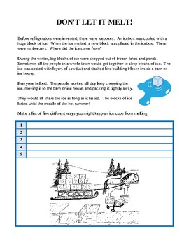 Fun and Unique Middle School Science Volume 3 - Activities and Worksheets