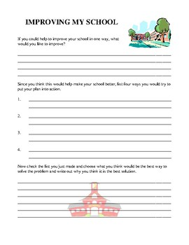 Fun and Unique Upper Grade Creative Writing Worksheets - Volume 1