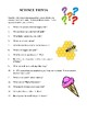 Fun and Unique Upper Grade Science - Volume 2 Activities and Worksheets