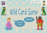 Japanese 'wild' card game fun!
