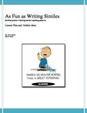 Fun as Writing Similes