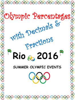 Fun at Rio with Percents