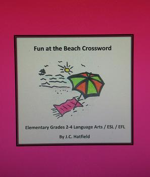 Fun at the Beach Crossword