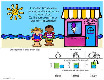 Fun at the Beach Interactive Preschool Book
