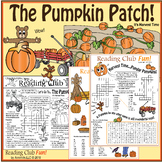 Fun at the Pumpkin Patch (harvest time activities)