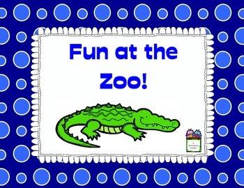 Fun at the Zoo
