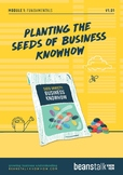 Fun-damentals - Planting the Seeds of Business KnowHow Examples