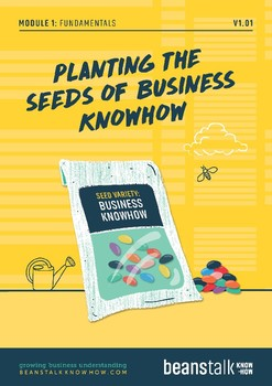 Fun-damentals - Planting the Seeds of Business KnowHow Full Set