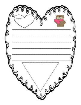 Fun for Valentine's Day - Writing