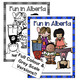 Fun in Alberta Lapbook