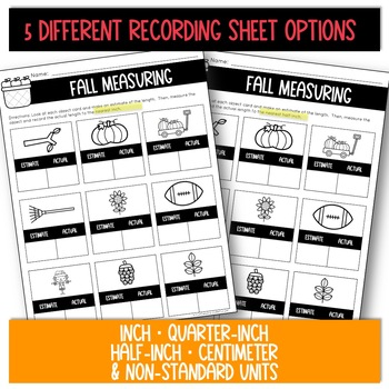 Fall Measuring