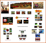 Fun in the Fall Primary Prezi- Canada
