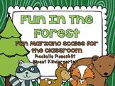 Fun in the Forest! {Fun classroom Marzano Scales}