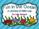 Fun in the Ocean: A Literacy and Math Unit