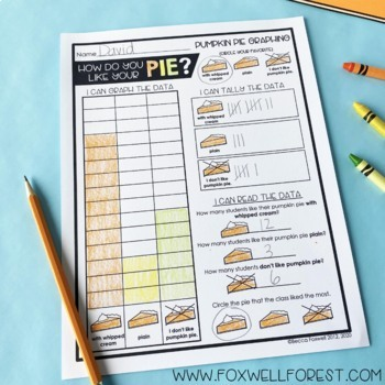 Fun in the Pumpkin Patch! {Math & Literacy Activities aligned with Common Core}