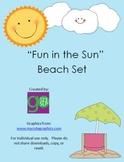 """""""Fun in the Sun"""" Beach Set"""
