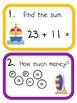 Fun in the Sun Math Game