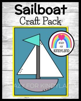 Sailboat Craft (Summer, Beach)