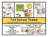 Fun in the Sun Theme - Grow With Me Little Bear Tot School