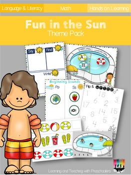 Fun in the Sun Theme Pack