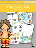 Fun in the Sun Theme Pack